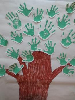青岛红黄蓝春之都幼儿园---美术创意作品