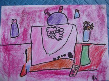 儿童画 375_281