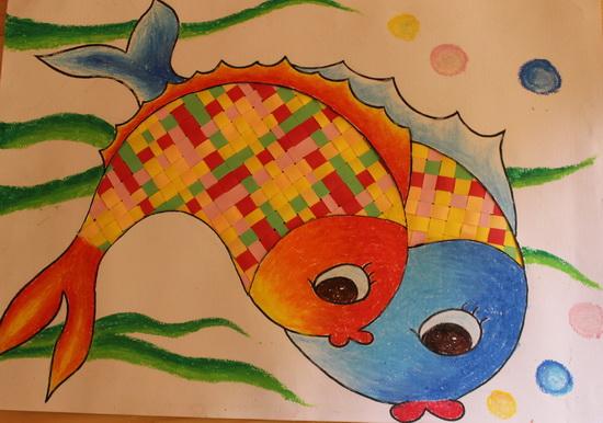 水中鸭子的简笔画