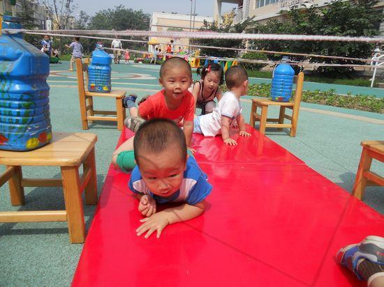 """·红黄蓝""""亲子园,幼儿园"""