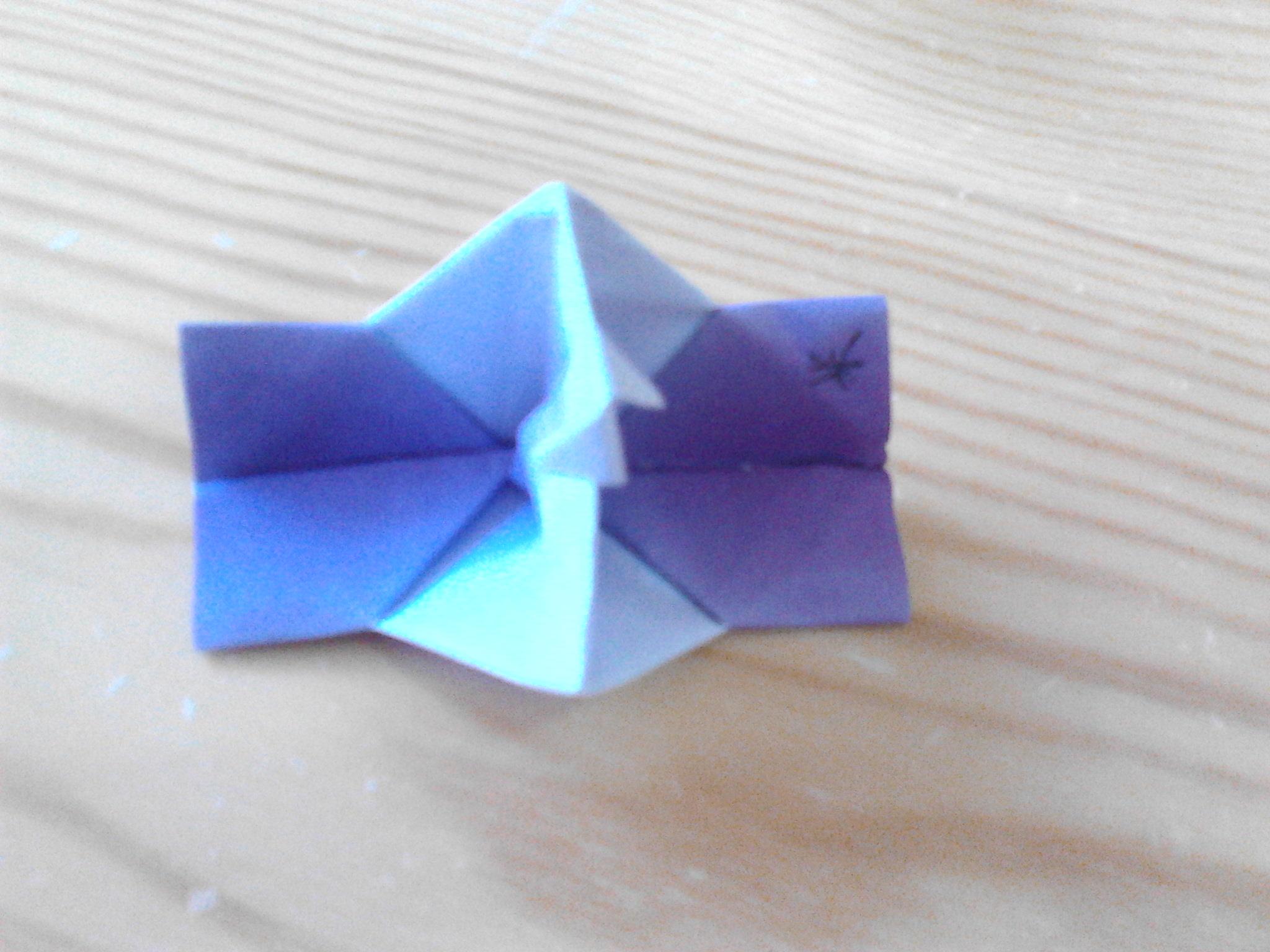 儿童折纸照相机