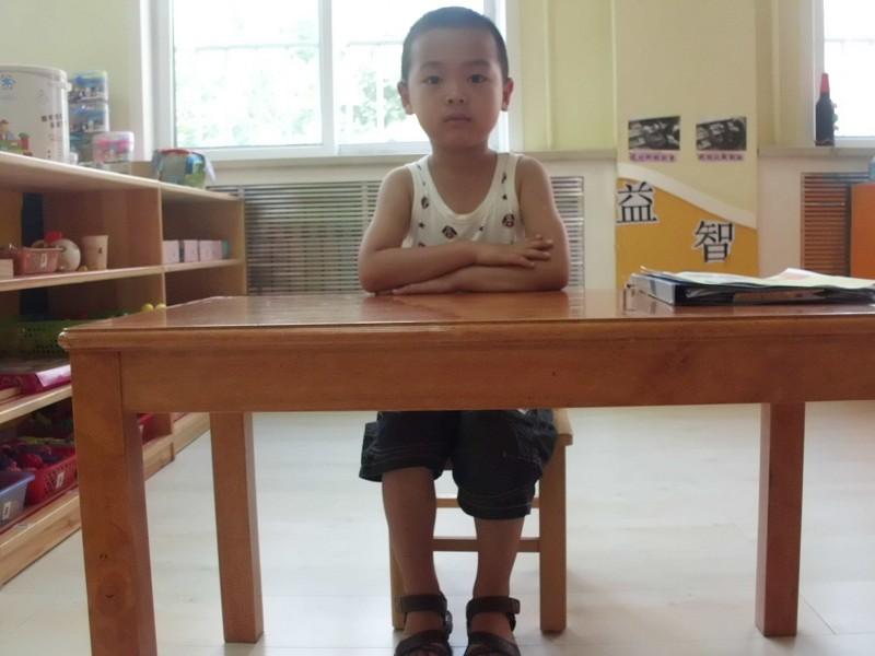 今天老师教我们如何正确的坐姿、上课时要专心听讲、发言要举手、如
