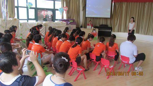 幼儿园区域游戏的研讨