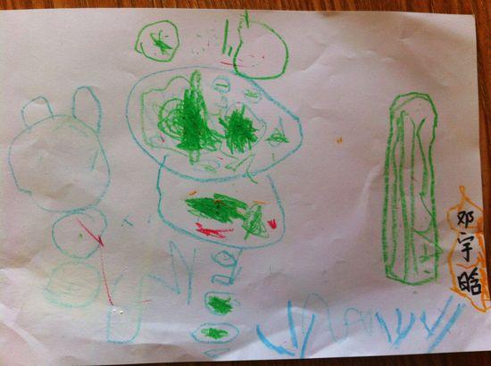 创意儿童画 _ 红黄蓝|早教|早教中心