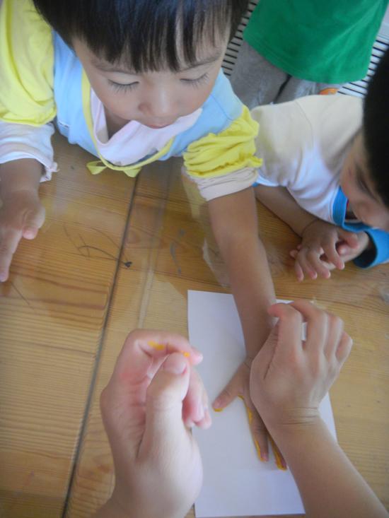 可爱的小手 _ 红黄蓝|早教|早教中心