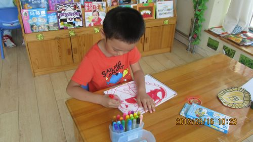 幼儿园小班美术月饼