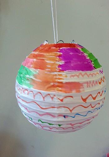 儿童铁丝制作简单灯笼大全图解