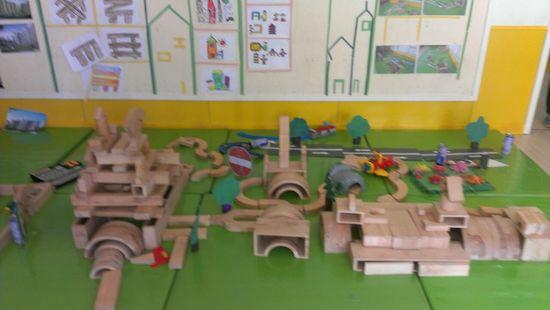 建构区设计图片展示