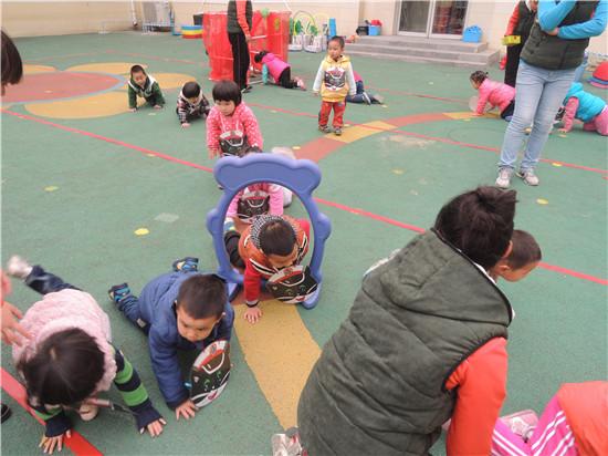小班运动会 _ 红黄蓝|早教|早教中心