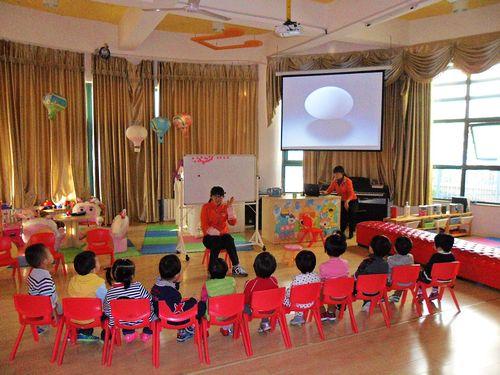 幼儿园优质课评比1