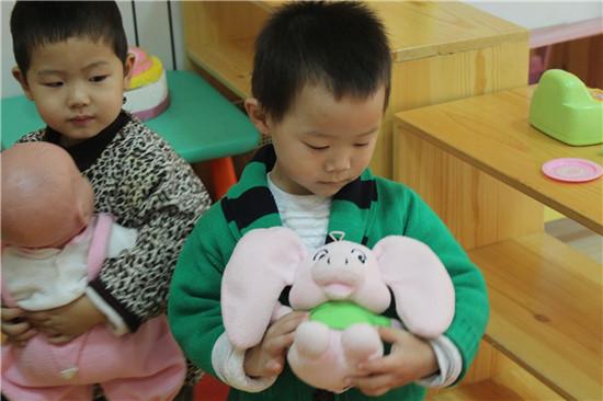 中国小孩子生活照片
