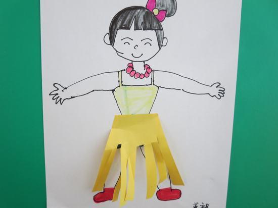 漂亮的小女孩 _ 红黄蓝|早教|早教中心