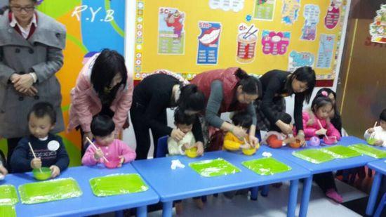 幼儿泥工做饺子的步骤及图片