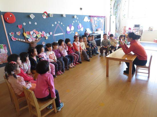 小动物们排排队 _ 红黄蓝|早教|早教中心