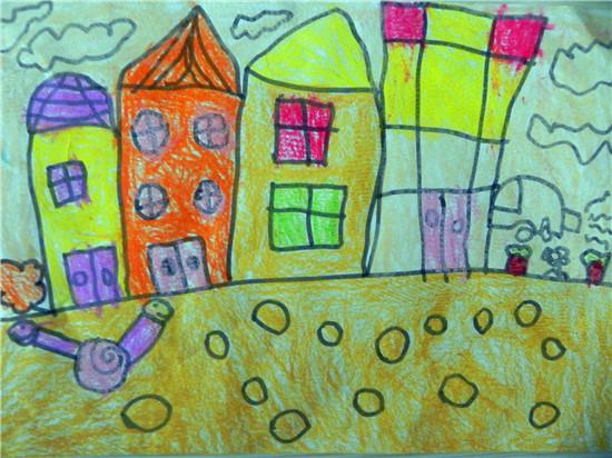 儿童画 550_412图片