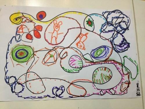 儿童画迷宫图片大全