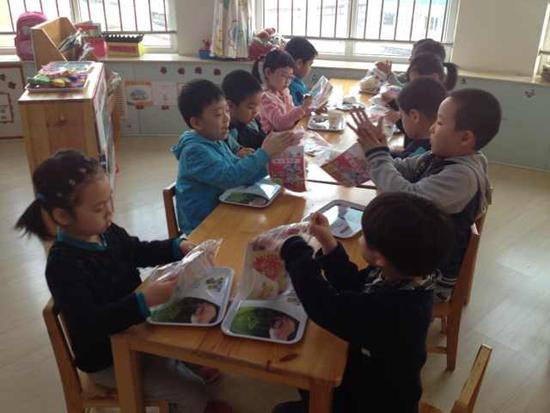 科学实验课 _ 红黄蓝|早教|早教中心