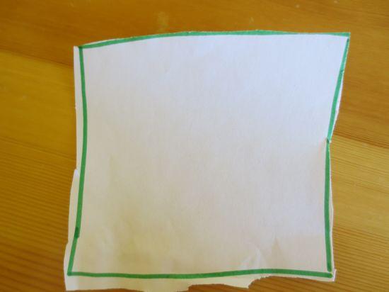 剪纸 正方形