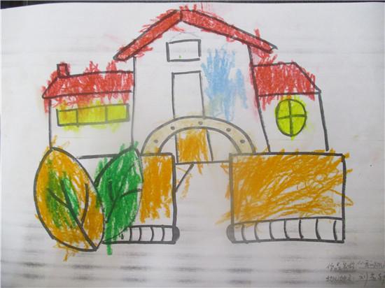 小班萤火虫谱子-我爱我的幼儿园c调简谱