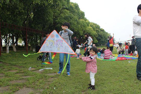 洪都亲子园户外活动之青山湖游乐园