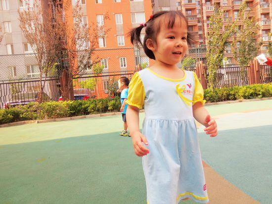 孩子的笑脸 _ 红黄蓝|早教|早教中心