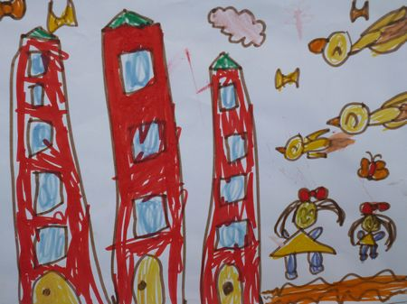 我眼中的小学 _ 红黄蓝|早教|早教中心图片