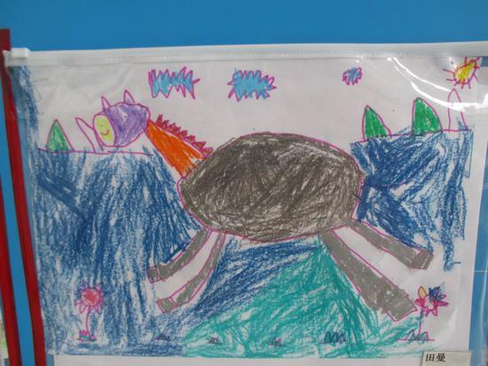 我最喜欢的动物 _ 红黄蓝 早教 早教中心