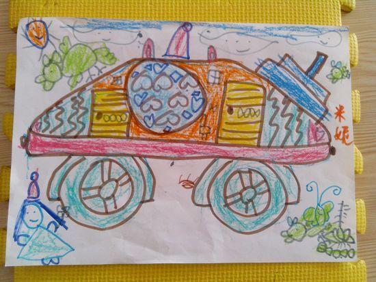 各种各样的车 _ 红黄蓝|早教|早教中心