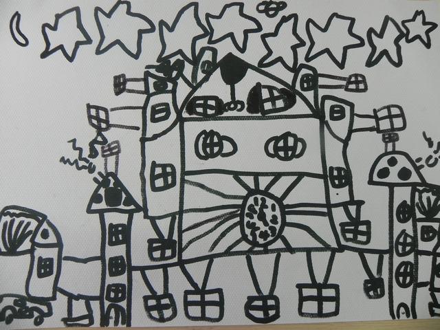 幼儿园简单手工制作苹果树