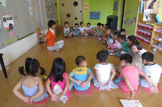 请你像我这样做 _ 红黄蓝|早教|早教中心