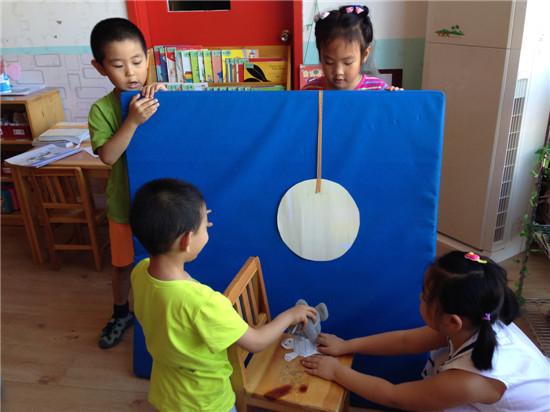 幼儿园语言区看书步骤图片