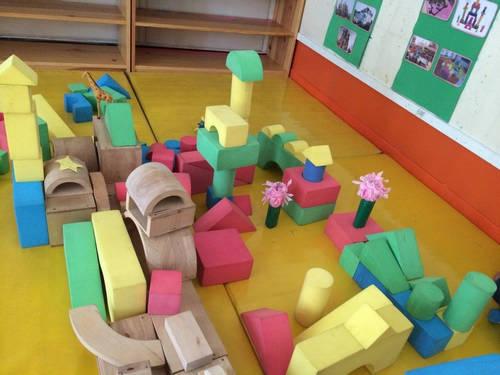 我们一起搭建的动物园