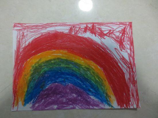 很漂亮的彩虹~-彩虹王国图片