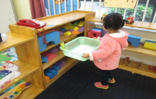 给小动物们造房子 _ 红黄蓝|早教|早教中心