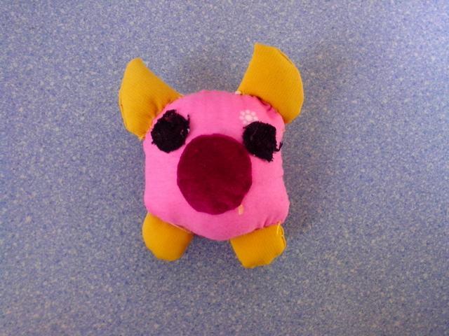 手工制作 可爱的小动物
