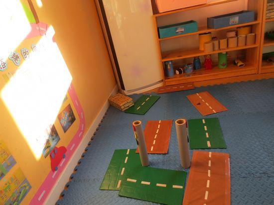 建构区马路设计图片展示