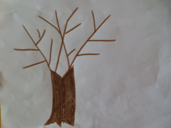 大树的一年四季 _ 红黄蓝 早教 早教中心