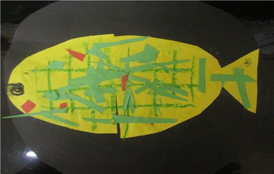 儿童鱼灯笼制作方法图解