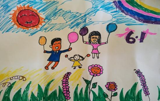 小小艺术家 _ 红黄蓝|早教|早教中心_中国儿童教育图片